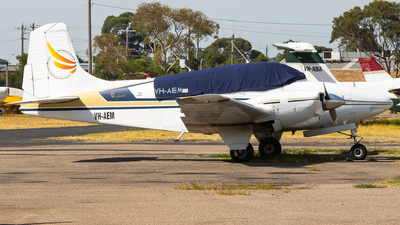 A picture of VHAEM - Beech D95A Travel Air - [TD682] - © Clayton Ferguson