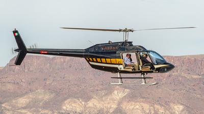 XC-LJA - Bell 206B JetRanger III - Mexico - Government