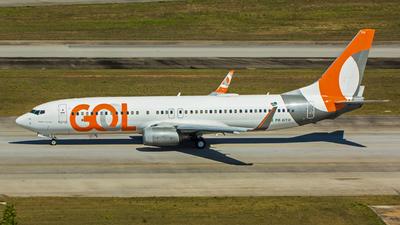 PR-GTO - Boeing 737-8EH - GOL Linhas Aéreas