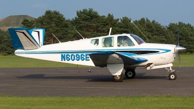 N6096E - Beechcraft K35 Bonanza - Private