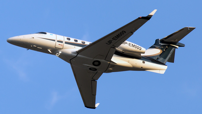 UP-EM009 - Embraer 505 Phenom 300 - Private