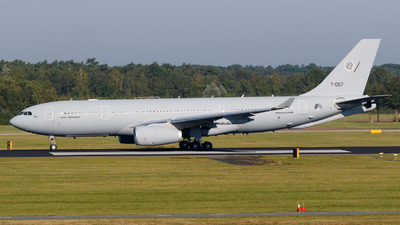 T-057 - Airbus KC-30M - Netherlands - Royal Air Force