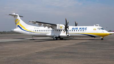 XY-AJJ - ATR 72-212A(600) - Air KBZ