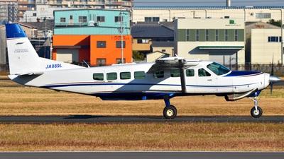 JA889L - Cessna 208B Grand Caravan - Kyoritsu Air
