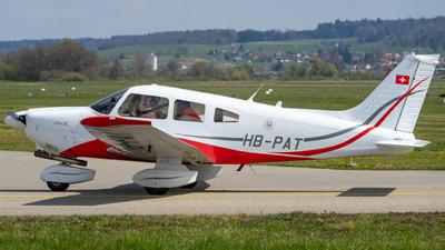 A picture of HBPAT - Piper PA28181 - [287690245] - © Pascal Ackermann