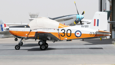 VH-DGY - New Zealand Aerospace CT-4A Airtrainer - Private