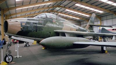 26541 - Republic F-84F Thunderstreak - Greece - Air Force