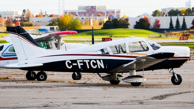 C-FTCN - Piper PA-28-180 Challenger - Private