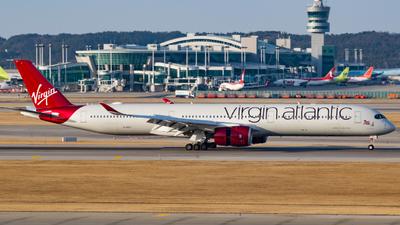 G-VDOT - Airbus A350-1041 - Virgin Atlantic Airways