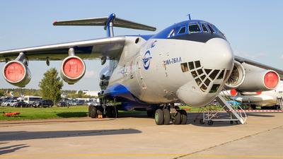 76529 - Ilyushin IL-76LL - Russia - Gromov Flight Research Institute