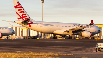 A picture of VHXFG - Airbus A330243 - [1407] - © Will PH