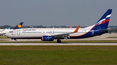 VP-BMD - Boeing 737-8MC - Aeroflot