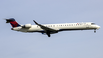 N916XJ - Bombardier CRJ-900ER - Delta Connection (Endeavor Air)