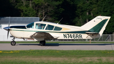 N746RR - Bellanca 17-31A Super Viking - Private