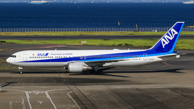 JA616A - Boeing 767-381(ER) - All Nippon Airways (Air Japan)