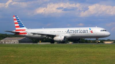 N917UY - Airbus A321-231 - American Airlines