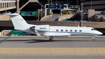 N492VR - Gulfstream G-IV(SP) - Private