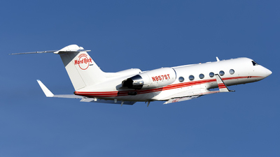 N857ST - Gulfstream G-IV(SP) - Private