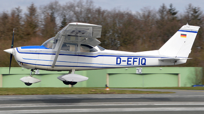 D-EFIQ - Reims-Cessna F172G Skyhawk - Private