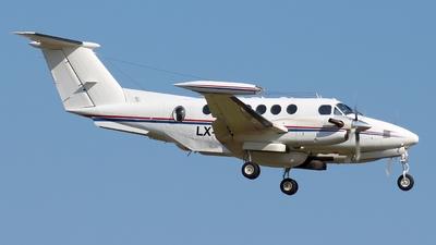 LX-FPP - Beechcraft 200T Super King Air - DEA Aviation