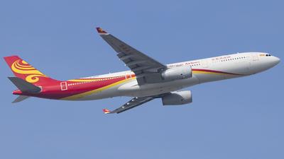 B-1020 - Airbus A330-343 - Hainan Airlines