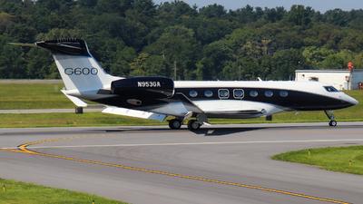 N953GA - Gulfstream G600 - Private