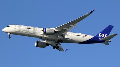 A picture of SERSA - Airbus A350941 - SAS - © Chasen Richardson