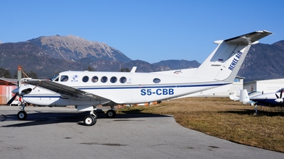 S5-CBB - Beechcraft B200 Super King Air - Private