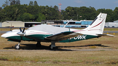 TG-OWK - Piper PA-34-220T Seneca V - Private