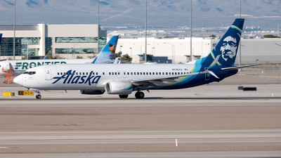 A picture of N516AS - Boeing 737890 - Alaska Airlines - © Yan777