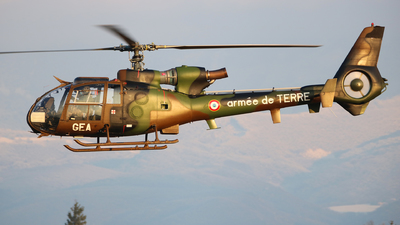 4205 - Aérospatiale SA 342L Gazelle - France - Army