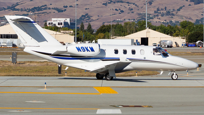 N9KM - Cessna 525 CitationJet M2 - Private