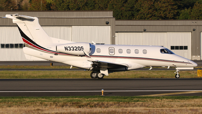 N332QS - Embraer 505 Phenom 300 - NetJets Aviation