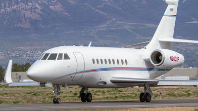 N263XF - Dassault Falcon 2000EX - Private