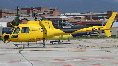 EC-KFP - Aérospatiale AS 350B3 Ecureuil - Helicopteros Insulares