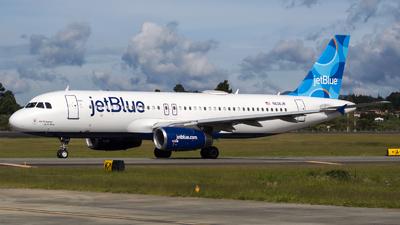 N636JB - Airbus A320-232 - jetBlue Airways