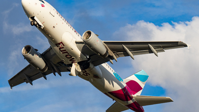 A picture of DAGWZ - Airbus A319132 - Eurowings - © Mario Trusch