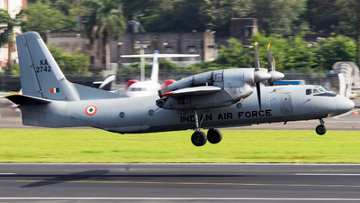 KA2742 - Antonov An-32 - India - Air Force
