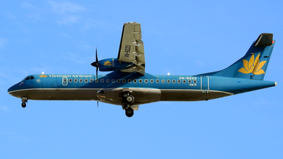 VN-B223 - ATR 72-212A(500) - Vaso Airlines