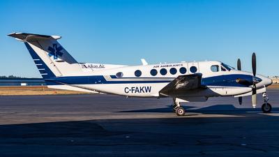C-FAKW - Beechcraft B300 King Air - Alkan Air