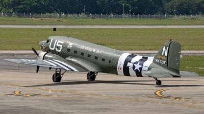 VH-XUX - Douglas C-47A Skytrain - Private