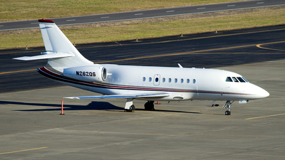 N626QS - Cessna 560XL Citation Excel - Private