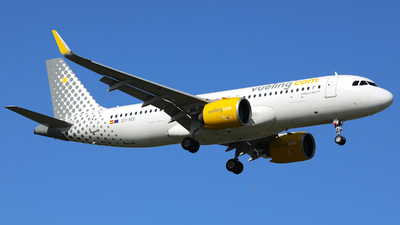 A picture of ECNCF - Airbus A320271N - Vueling - © R. Eikelenboom