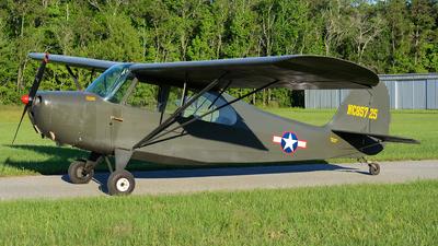 N85725 - Aeronca 7BCM Champion - Private