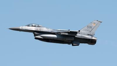 94-0045 - Lockheed Martin F-16C Fighting Falcon - United States - US Air Force (USAF)