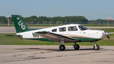 N619ND - Piper PA-28-181 Archer TX - University Of North Dakota