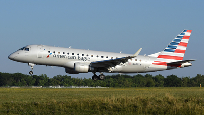 A picture of N406YX - Embraer E175LR - American Airlines - © DJ Reed - OPShots Photo Team