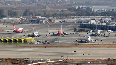 LLBG - Airport - Ramp