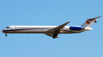 UR-CIX - McDonnell Douglas MD-88 - Taban Air