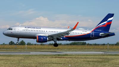 A picture of VPBLN - Airbus A320214 - Aeroflot - © Marin Ghe.